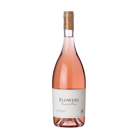 We knew Flowers could floor us with Pinot Noir, but with Pinot Noir picked expressly to make rosé and immediately whole-cluster pressed, this one crackles ...