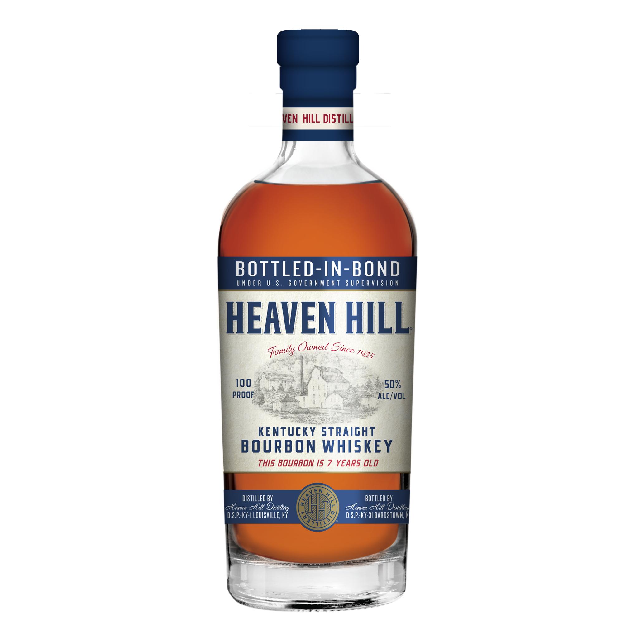 Heaven Hill Bottled In Bond North Carolina