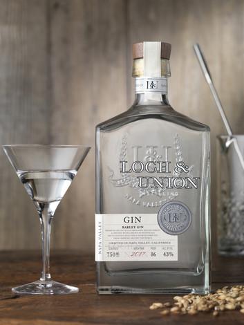 Loch Amp Union Barley Malt Gin