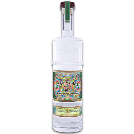 The Revivalist Botanical Gin Summertide Expression